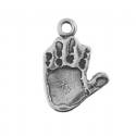 Hand And Foot Print Charms Multi Bangle